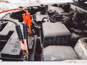 Recharger batterie de voiture